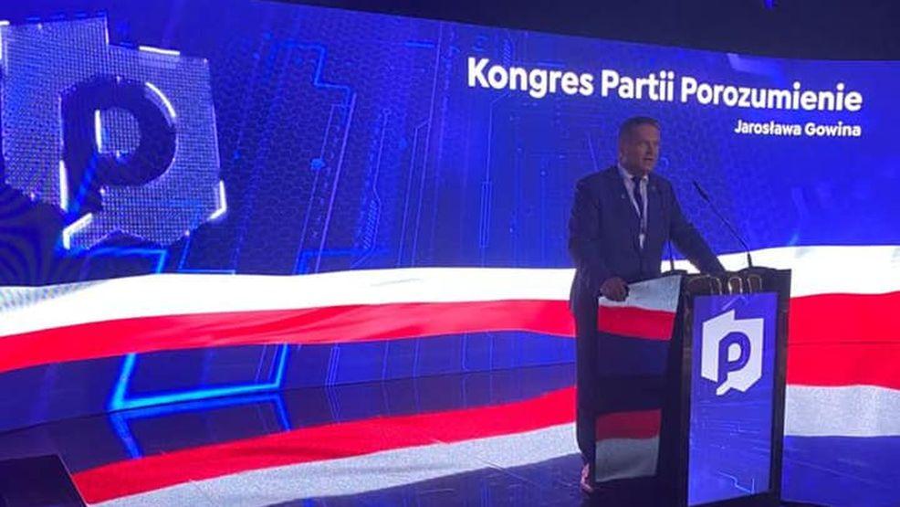 Adam Pawlicki: Jestem dumny. Burmistrz Jarocina we władzach partii Porozumienie - Zdjęcie główne
