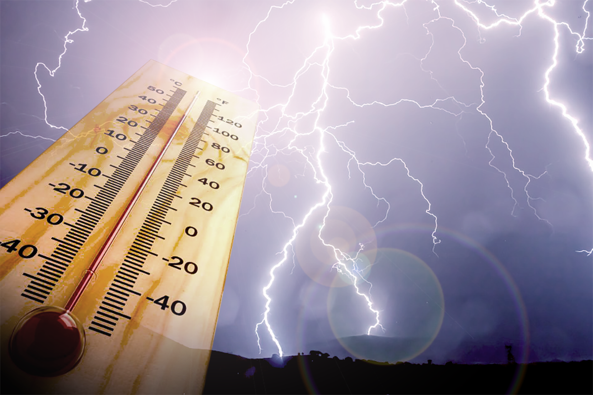 Meteorolodzy ostrzegają przed burzami z gradem i silnym wiatrem  - Zdjęcie główne
