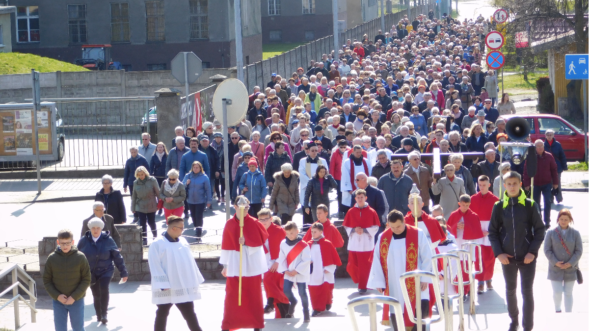 Niedziela Palmowa bez procesji i Miejskiej Drogi Krzyżowej. A co ze spowiedzią?   - Zdjęcie główne