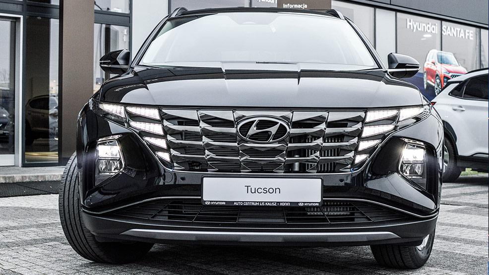 Nowy Hyundai Tucson już dostępny w salonie Auto Centrum Lis!  - Zdjęcie główne
