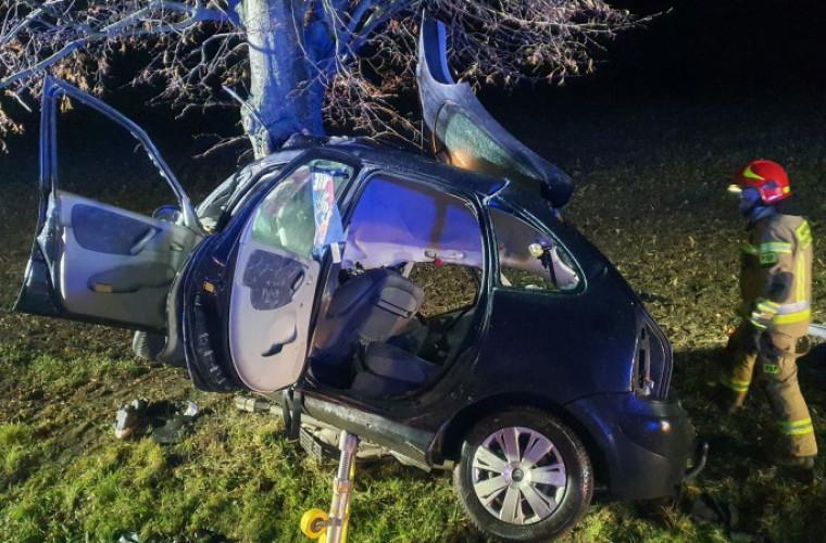 Śmiertelny wypadek w Kuklinowie. Nowe informacje [FOTO] - Zdjęcie główne