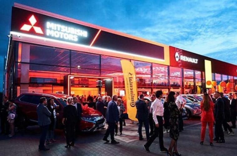 Nowy salon firmy Auto Centrum Lis marki Mitsubishi Motors w Kaliszu już otwarty!! - Zdjęcie główne