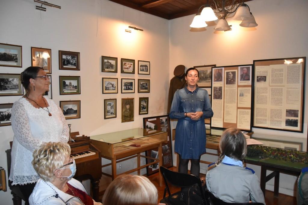 Spotkanie historyczne w ZOK - Zdjęcie główne