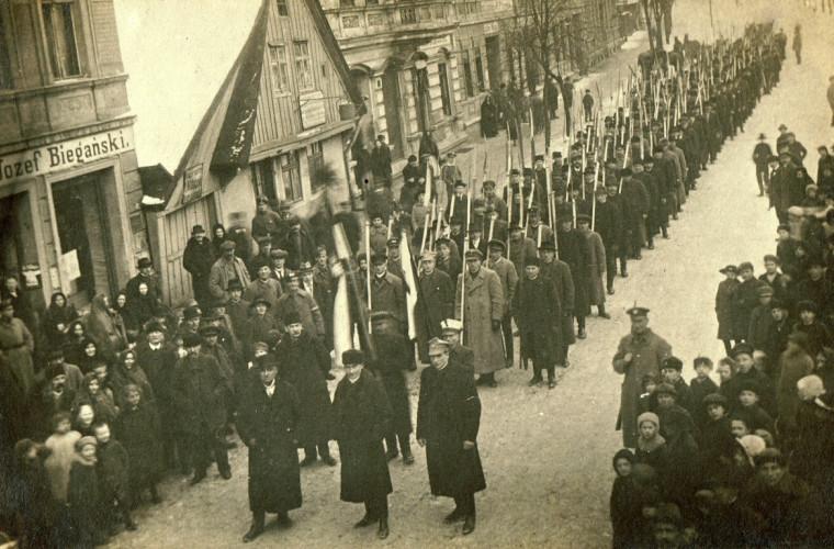102. rocznica wybuchu Powstania Wielkopolskiego [ZDJĘCIA] - Zdjęcie główne