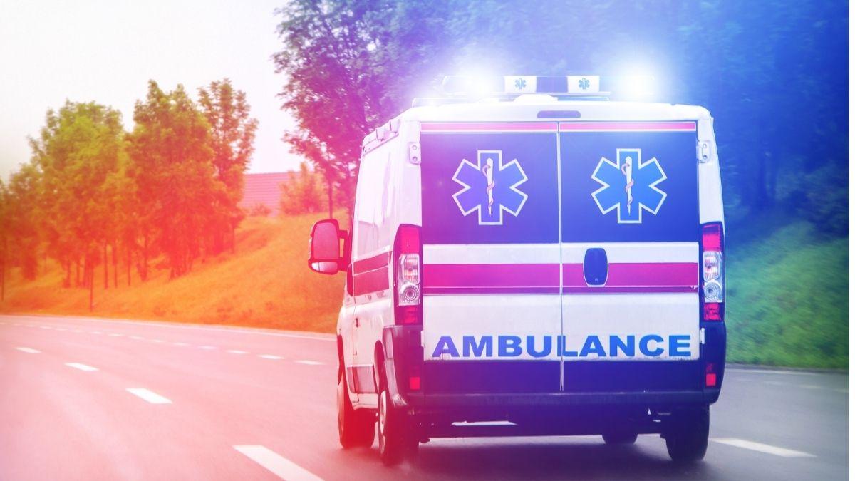 Wypadek na Parcelkach w Krotoszynie. Kobieta w szpitalu - Zdjęcie główne
