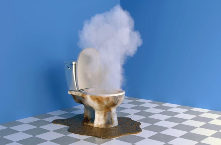 Gmina Krotoszyn. Eksplozja w toalecie. Interweniowała straż i policja - Zdjęcie główne