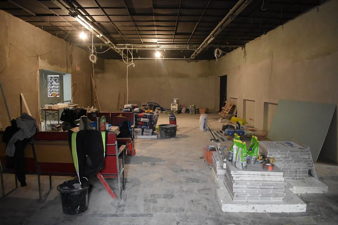 """Trwa rewitalizacja budynku kina """"Przedwiośnie"""" w Krotoszynie [ZDJĘCIA] - Zdjęcie główne"""