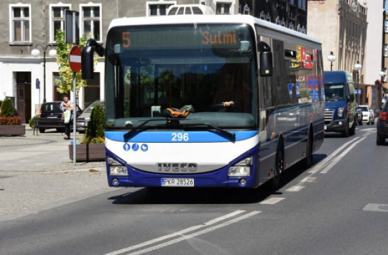 Nowy rozkład jazdy autobusów MZK Krotoszyn - Zdjęcie główne