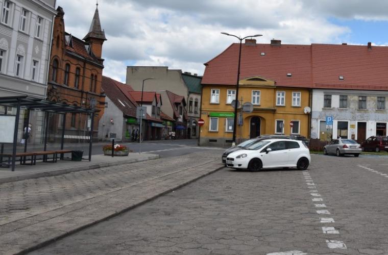 Koźmin Wlkp. Z rynku niebawem znikną przystanki autobusowe - Zdjęcie główne