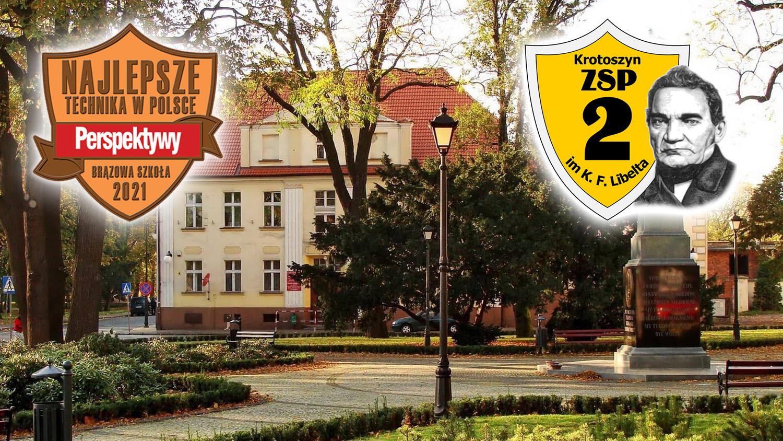 ZSP nr 2 im. K.F. Libelta w Krotoszynie – kształcimy ludzi sukcesu - Zdjęcie główne