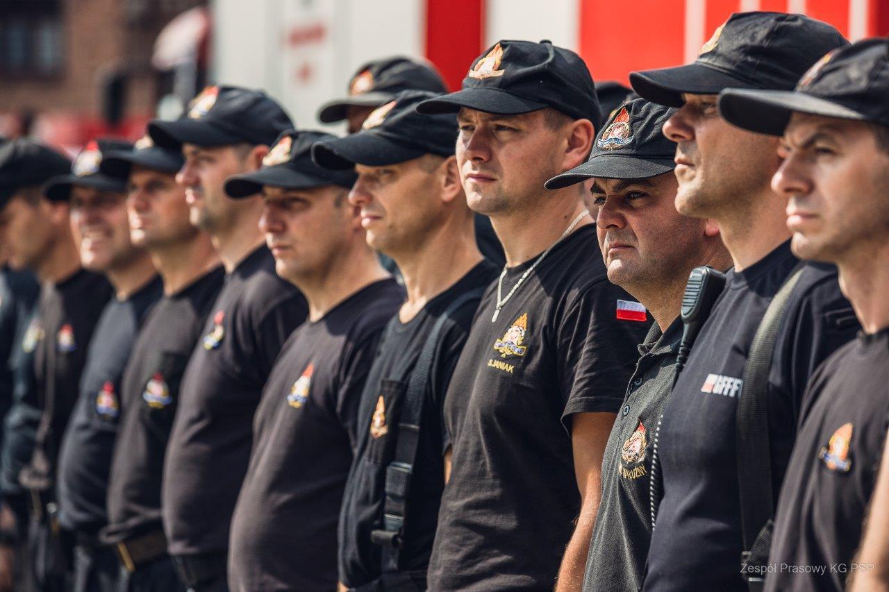 Strażacy z Krotoszyna gaszą pożary w Grecji [ZDJĘCIA] - Zdjęcie główne
