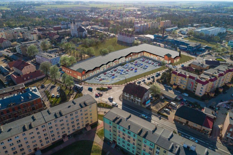 Nowy park handlowy w Krotoszynie [ZDJĘCIA] - Zdjęcie główne