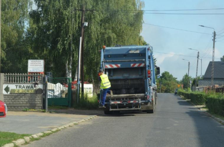 Koźmin Wlkp. Śmieci będą odstawiane do ZGO w Jarocinie - Zdjęcie główne