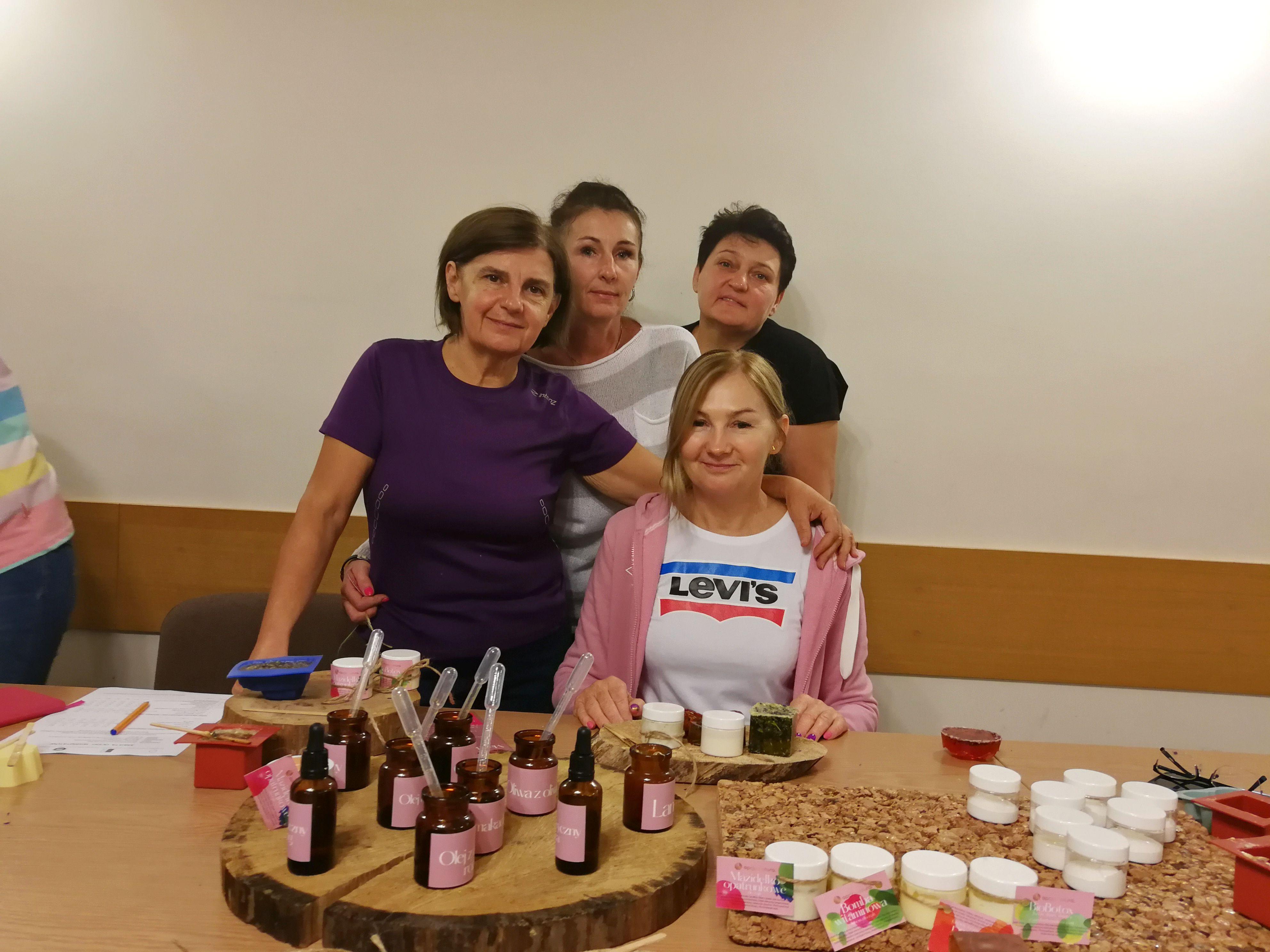 Warsztaty tworzenia naturalnych kosmetyków - Zdjęcie główne
