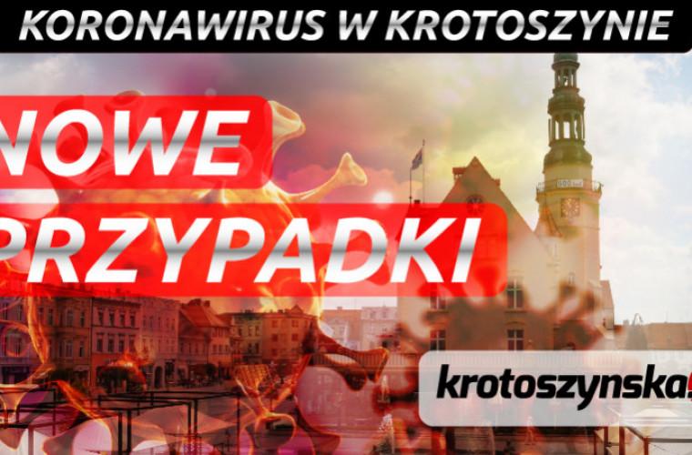 16 nowych przypadków koronawirusa w powiecie krotoszyńskim - Zdjęcie główne