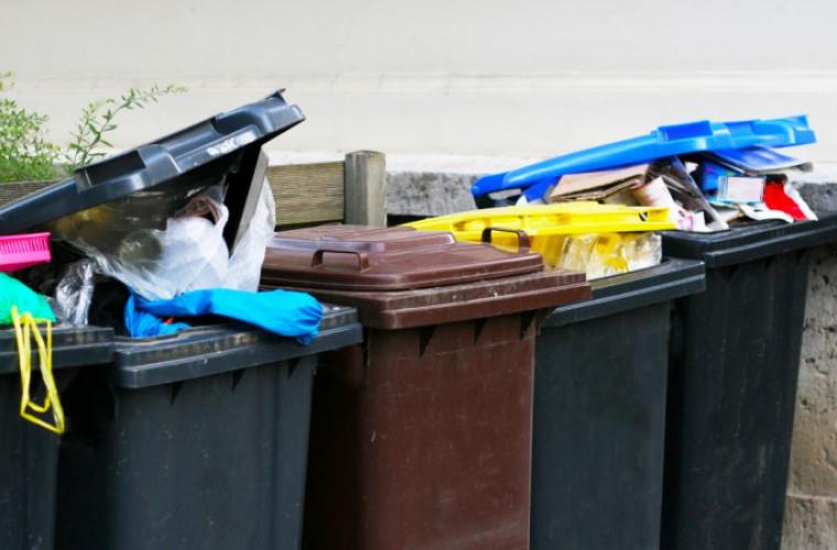 Powiat krotoszyński. Trwa chipowanie koszy na śmieci - Zdjęcie główne
