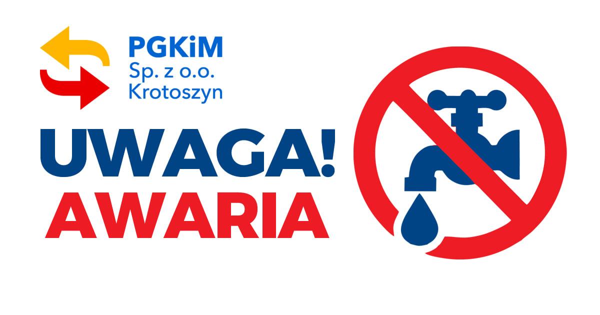 Gmina Krotoszyn. Brak wody w dwóch miejscowościach - Zdjęcie główne