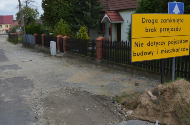 Zduny. Przedłuży się budowa kanalizacji przy Mickiewicza - Zdjęcie główne