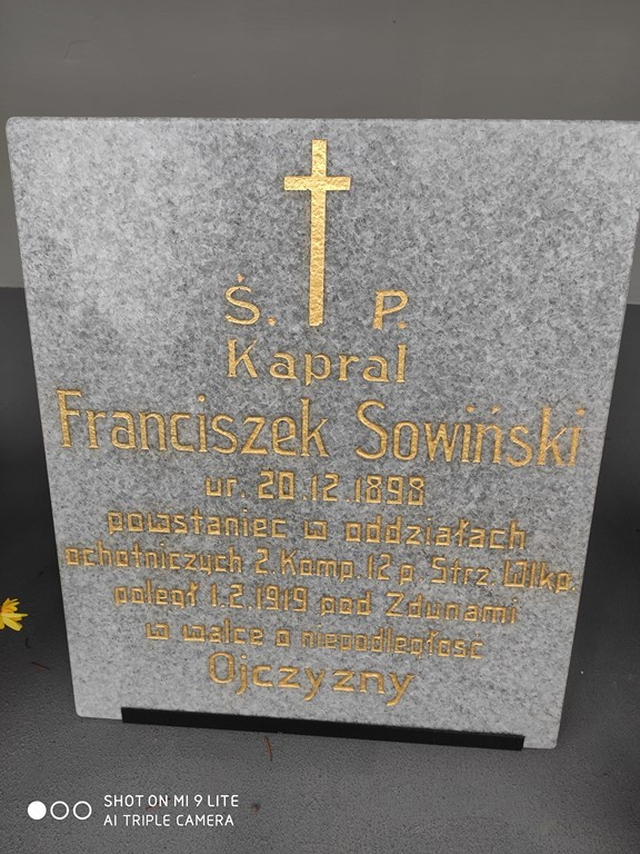 Cmentarze w Krotoszynie i w Lutogniewie - Zdjęcie główne