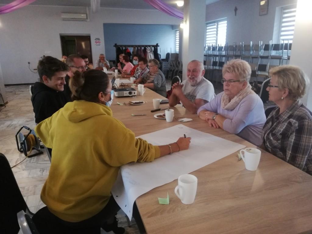Inicjatywa społeczna w Biadkach - Zdjęcie główne