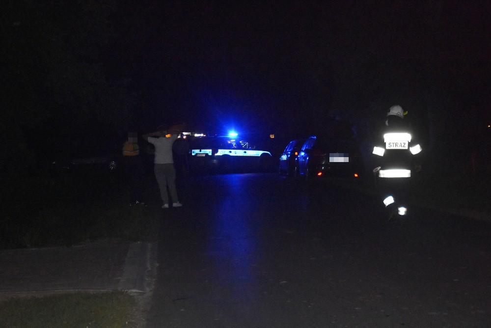 Wypadek śmiertelny w Baszkowie - Zdjęcie główne