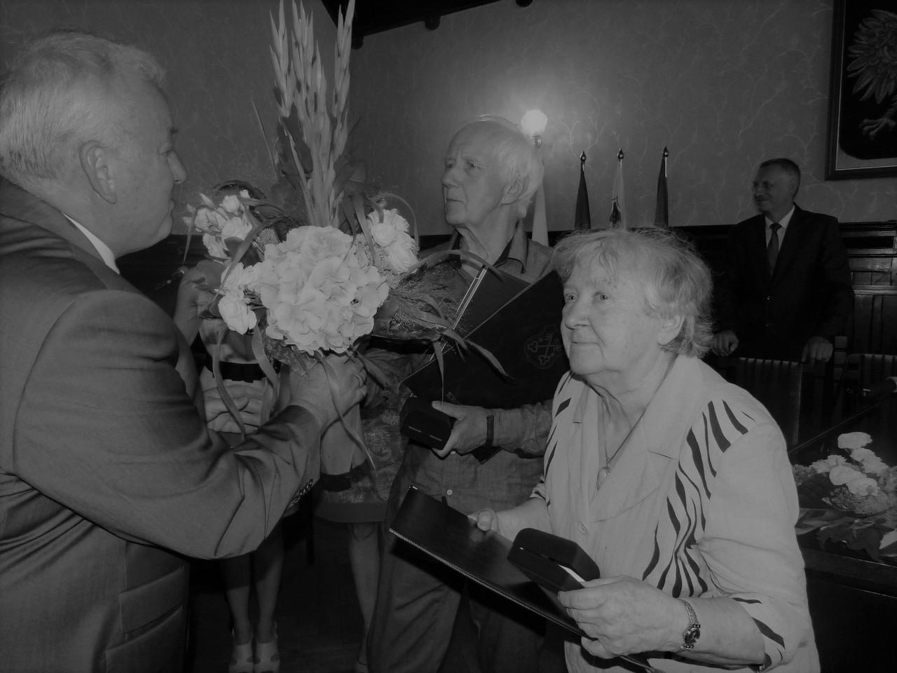 Zasłużona dla Krotoszyna Maria Treutler nie żyje - Zdjęcie główne