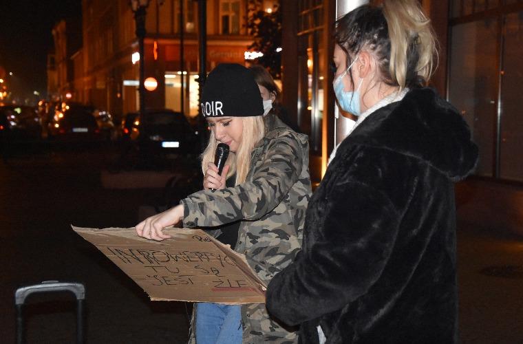 Krotoszyn. Dziś kobiety znów będą protestować - Zdjęcie główne
