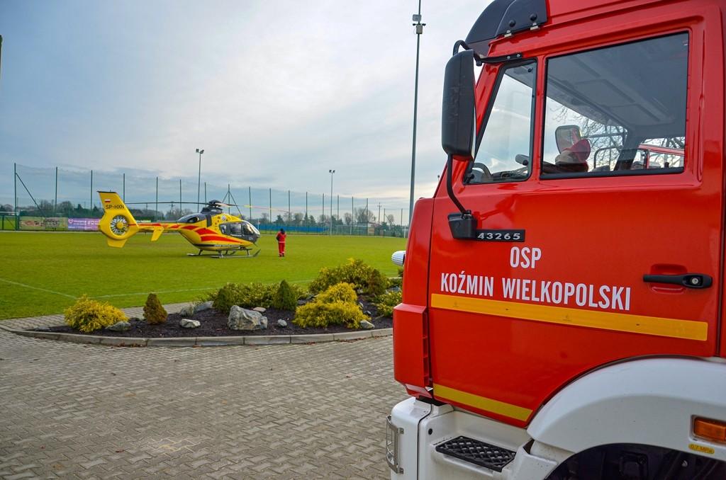 Interwencja LPR w Koźminie Wlkp. - Zdjęcie główne