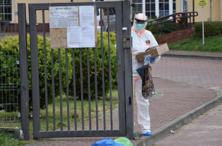 Koronawirus w DPS Baszków. Najnowsze informacje – 144 osoby zakażone - Zdjęcie główne