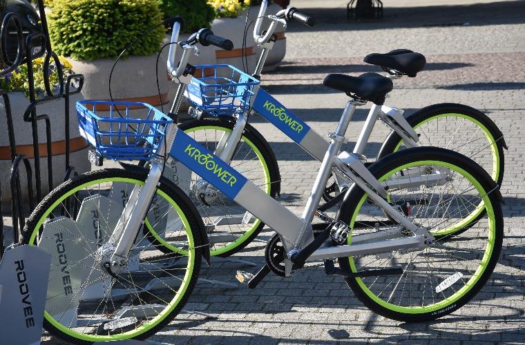 Krotoszyn. Kiedy ruszą rowery miejskie? - Zdjęcie główne