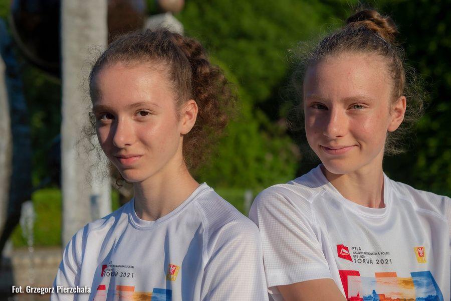 Koźmin Wlkp. Sportowe sukcesy uczennic Zamku - Zdjęcie główne