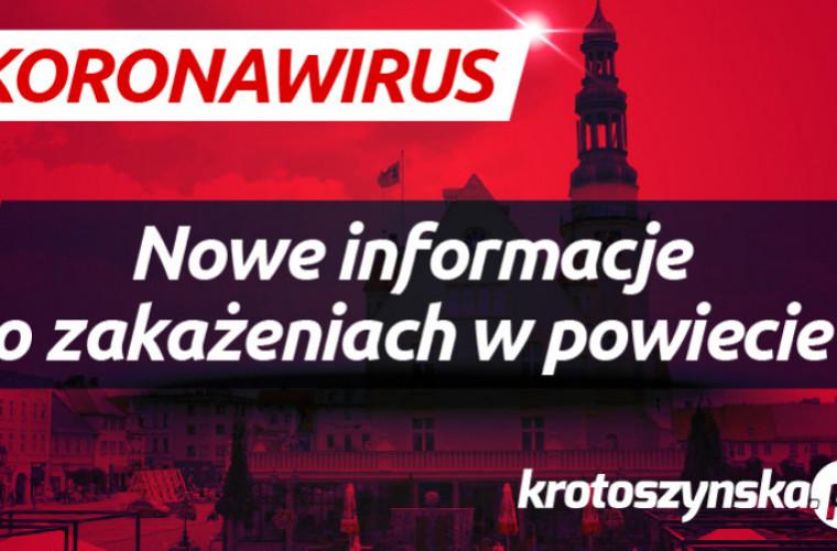 Koronawirus. Nie żyje mieszkanka powiatu krotoszyńskiego, kolejne osoby zakażone - Zdjęcie główne