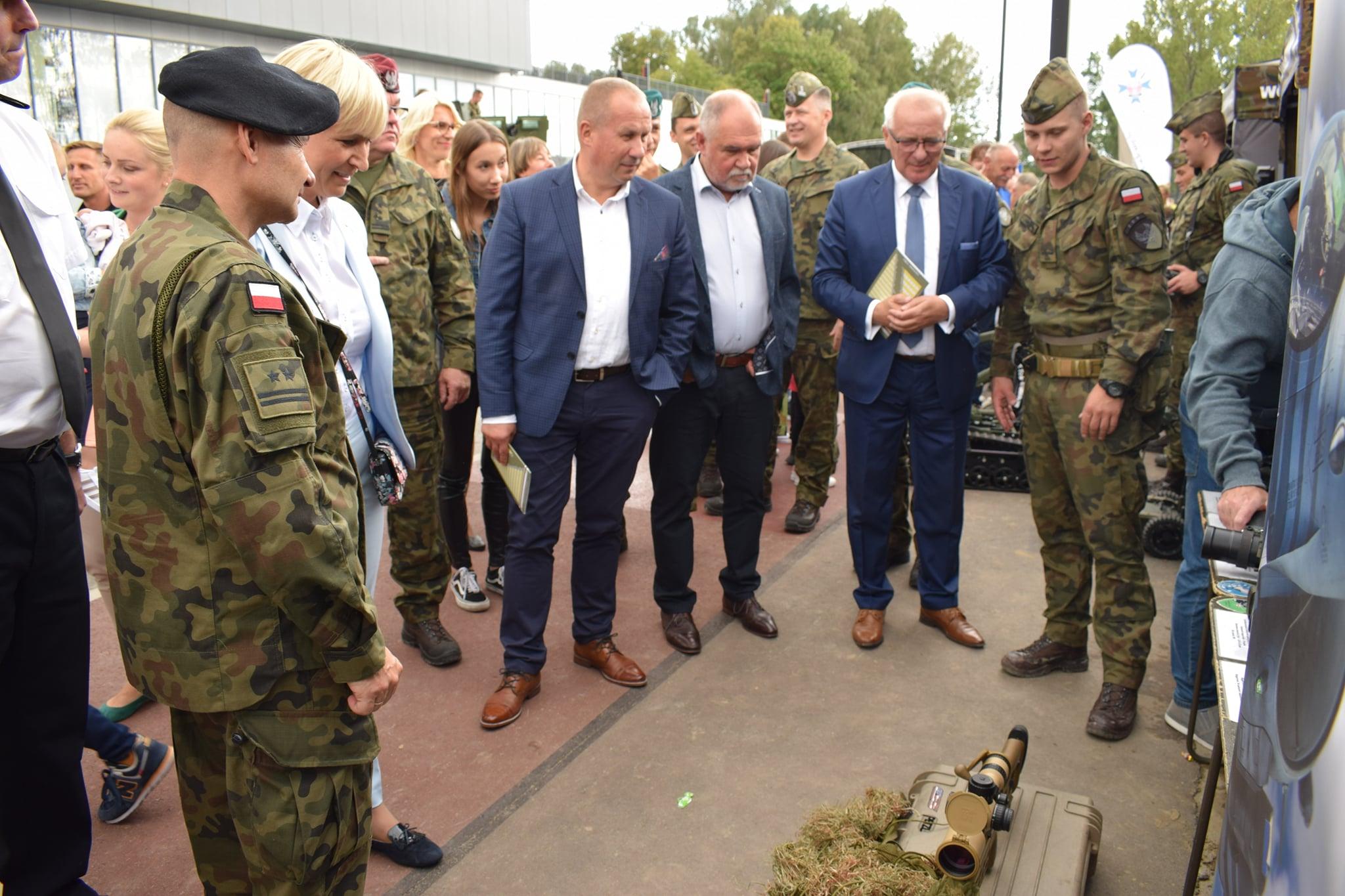 Piknik wojskowy w Krotoszynie [ZDJĘCIA] - Zdjęcie główne