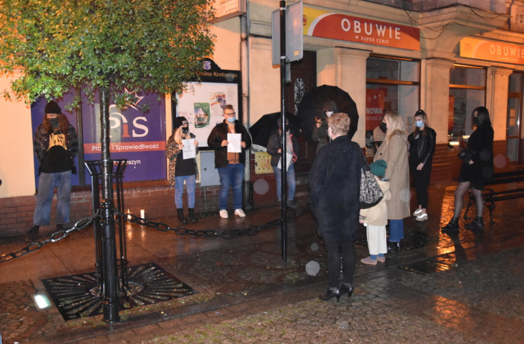 Krotoszyn. Jutro kolejny protest kobiet! - Zdjęcie główne