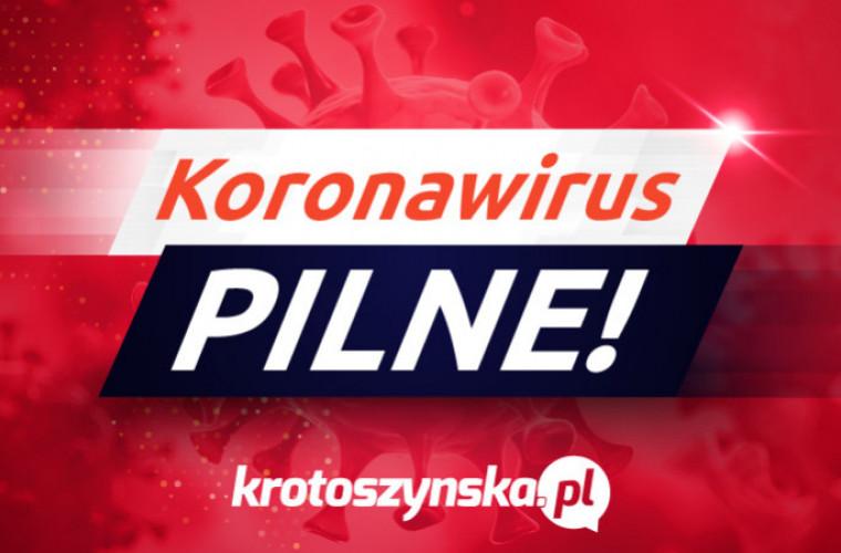 Koronawirus - 974 nowych przypadków w kraju, kolejne zachorowanie w powiecie krotoszyńskim - Zdjęcie główne