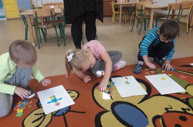 Krotoszyn. Muchomorki nie nudzą się w przedszkolu [FOTO] - Zdjęcie główne