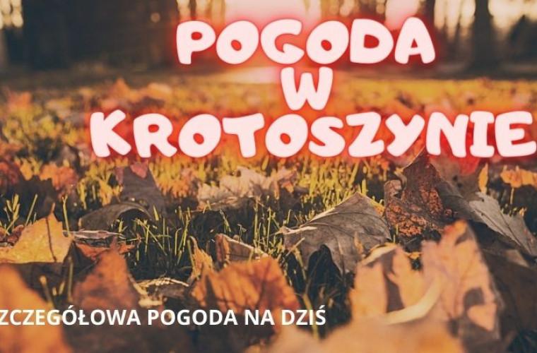 Pogoda w Krotoszynie w sobotę, 24 października 2020 r. - Zdjęcie główne