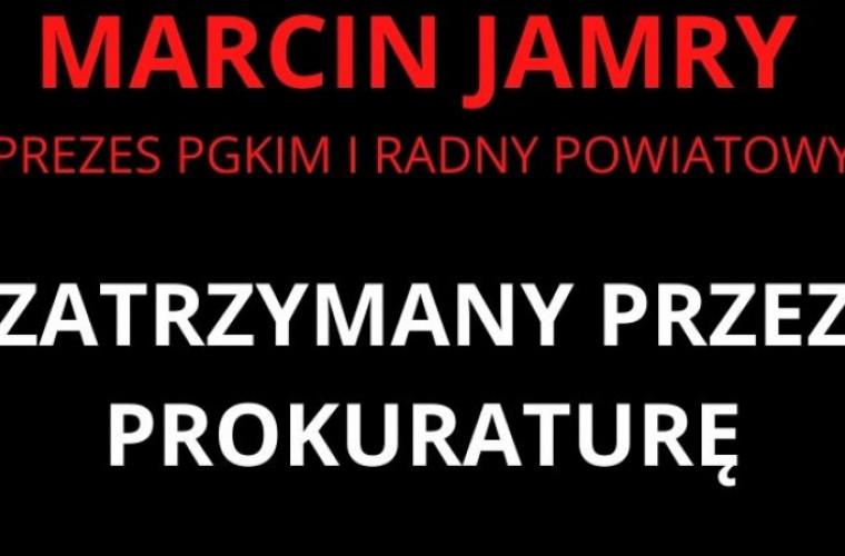 Krotoszyn. Prezes PGKiM i radny powiatowy zatrzymany przez prokuraturę - Zdjęcie główne
