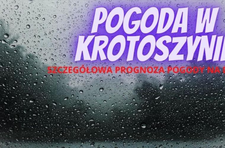 Pogoda Krotoszyn: Deszczowy czwartek, 1 października 2020 r. - Zdjęcie główne
