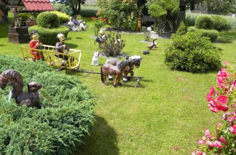 Rozdrażew. Najpiękniejsze ogrody nagrodzone [FOTO] - Zdjęcie główne