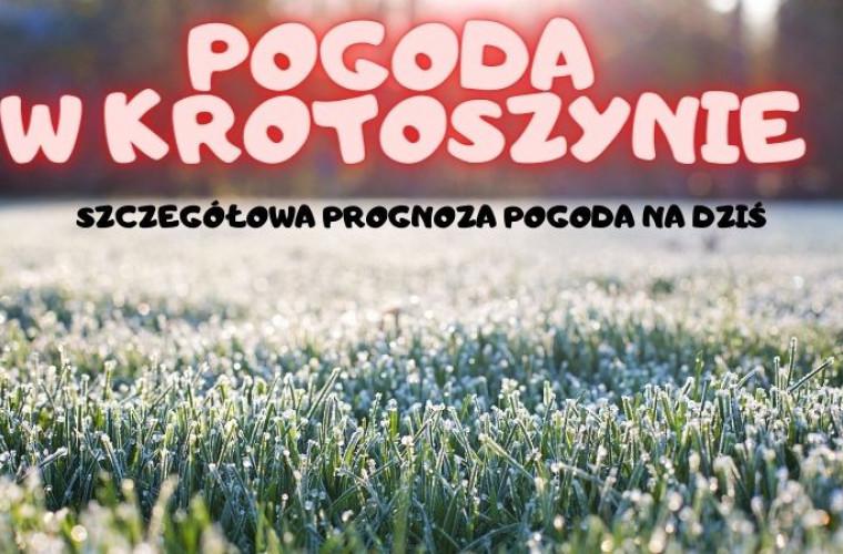 Pogoda w Krotoszynie w sobotę, 21 listopada 2020 r. - Zdjęcie główne