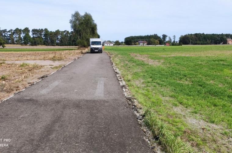 Krotoszyn. 300 tys. zł na remonty dróg gminnych [ZDJĘCIA] - Zdjęcie główne