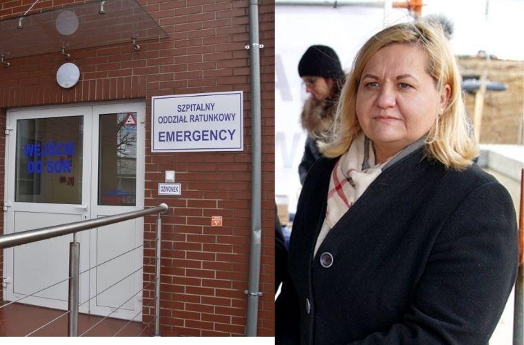 Była szefowa szpitala w Słupcy nowym dyrektorem krotoszyńskiego SP ZOZ? - Zdjęcie główne