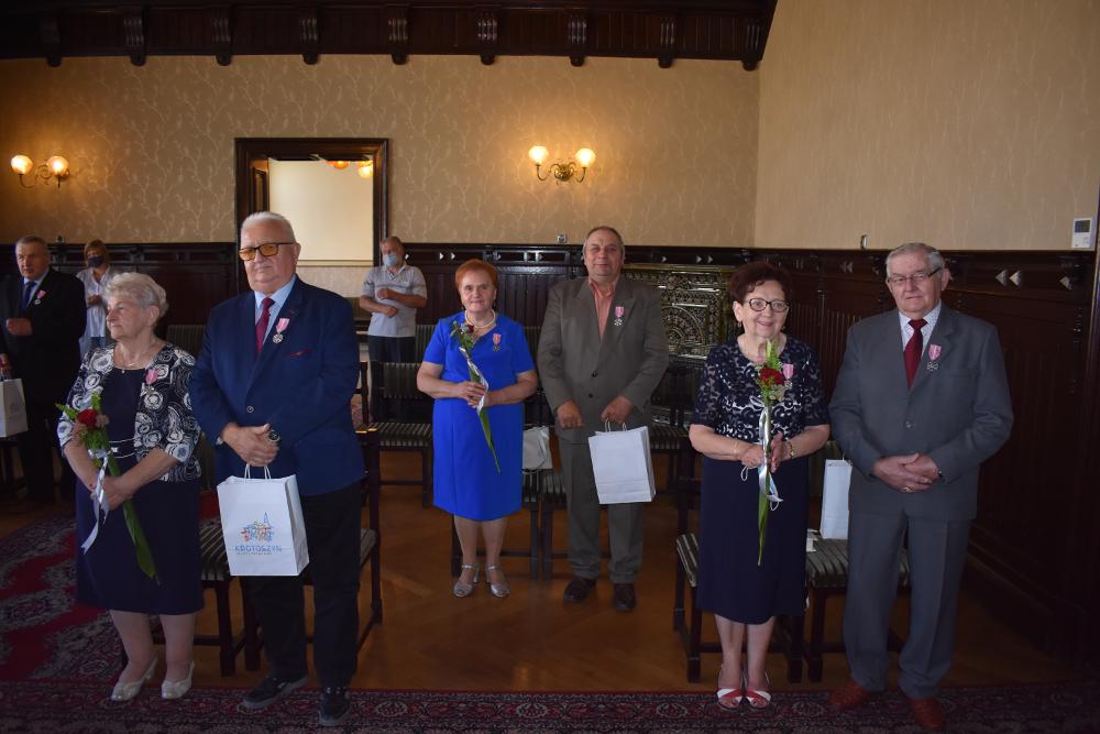 Złote Gody w Krotoszynie. 50-lecie par małżeńskich [ZDJĘCIA] - Zdjęcie główne