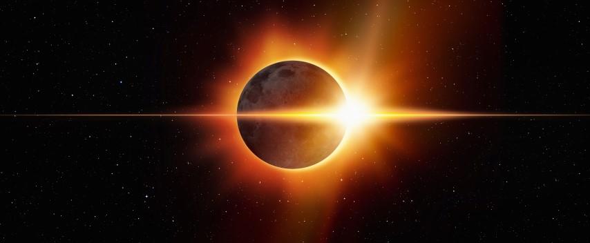 Niezwykłe zjawisko na niebie! Kiedy i jak oglądać zaćmienie? - Zdjęcie główne