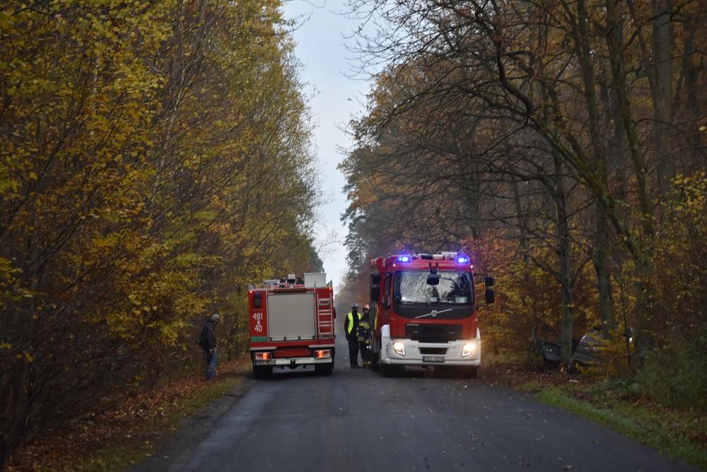 Wypadek Chachalnia - Chwaliszew - Zdjęcie główne