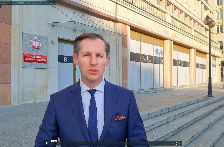Koźmin Wlkp. Ponad milionowa kara dla Nasycalni od prezesa UOKiK - Zdjęcie główne