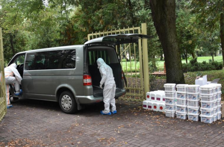 Koronawirus w DPS Baszków. 16 pracowników nadal z dodatnim wynikiem. - Zdjęcie główne