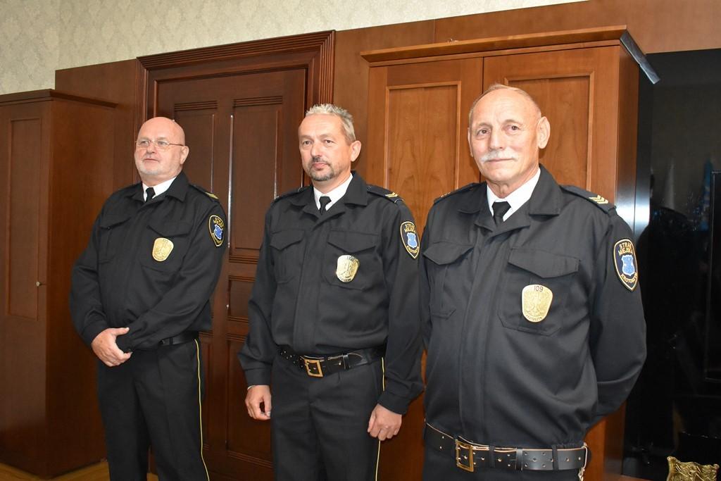 Krotoszyn. Awans strażników miejskich - Zdjęcie główne