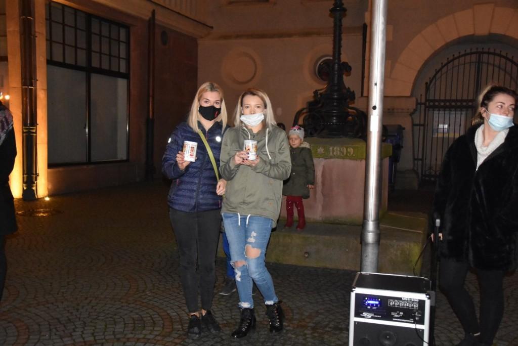 Krotoszyn. Kolejny protest kobiet - Zdjęcie główne